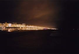 Brighton waterfront from the Pier