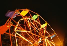 Big Wheel, Cardiff Winter Wonderland, Christmas 2012