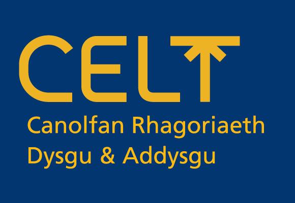 CELT logo (Welsh)