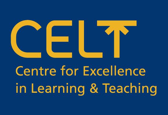 CELT logo (English)