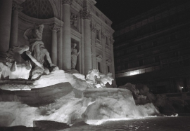 Fontana di Trevi, Rome 1