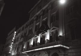 Hotel Plaza, Via del Corso, Rome 1