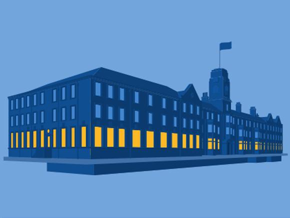 FindARoom: detail – Main Building, Caerleon