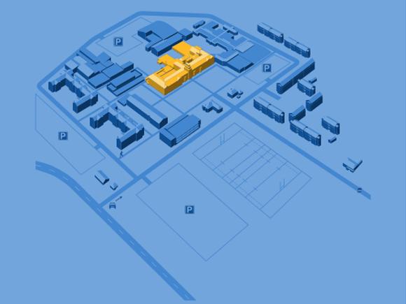 FindARoom: detail – Caerleon campus