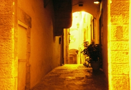 Alleyway, Florence