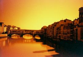 Ponte Vecchio & Lungarno Guicciardini, Florence