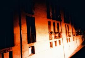 Street at Night, Girona
