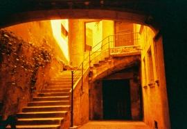 Calle Sant Llorenç, Girona