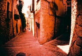 Carrer Claveria, Girona