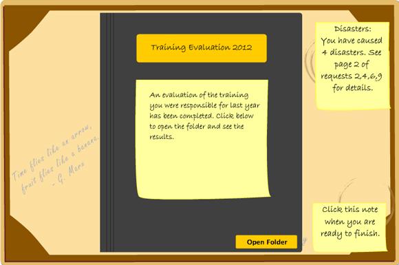 Human Capital Theory training evaluation