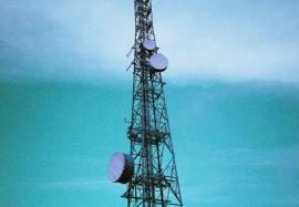 Transmitter, Llanllwni Mountain