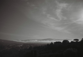 Early Morning, Valdarno, Florence