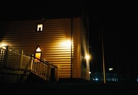 Norwegian Church, Cardiff Bay