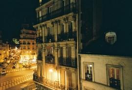 La Rue de la Grande Chaumiere, Paris