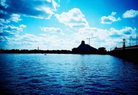Daugava River, Riga