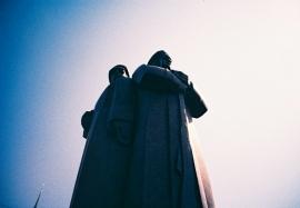 Latvian Riflemen Monument, Riga