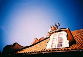 Rooftop, Dome Square, Riga