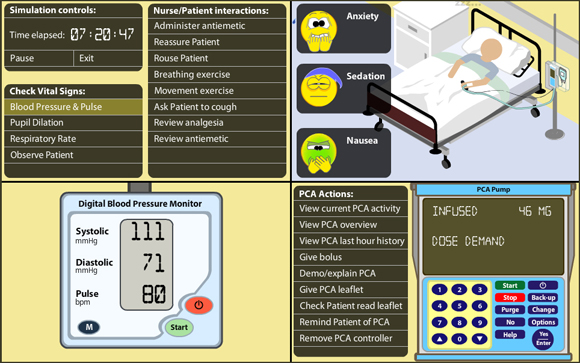 VPM: Patient Blood Pressure Monitor