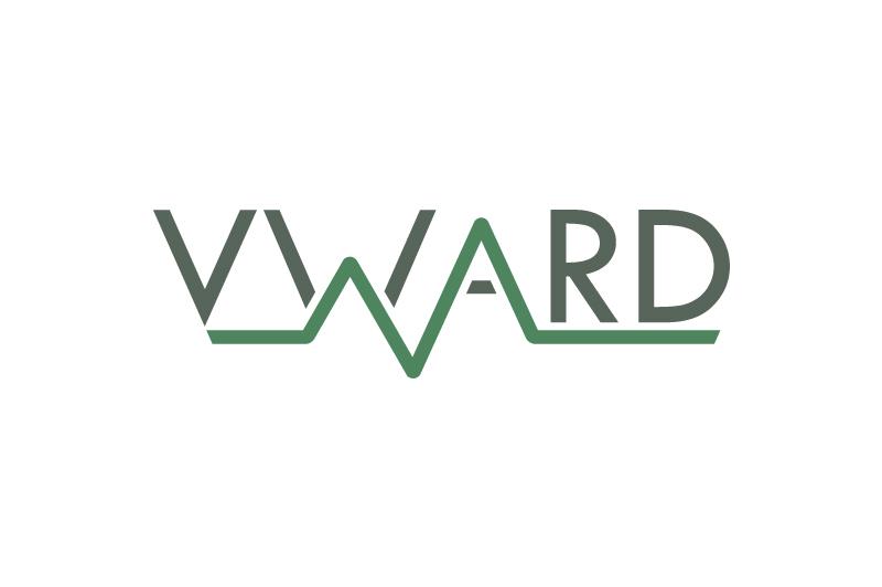 VWard logo