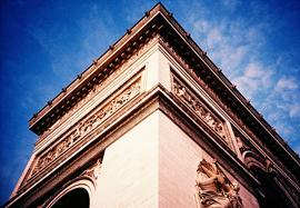 Photo of L'Arc de Triomphe, Paris