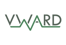 VWard simulation logo